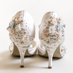 Harebell Bridal Shoes