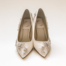 Load image into Gallery viewer, Cinders Bridal Shoes