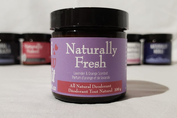 I LUV IT - NATURAL DEODORANT - Large size