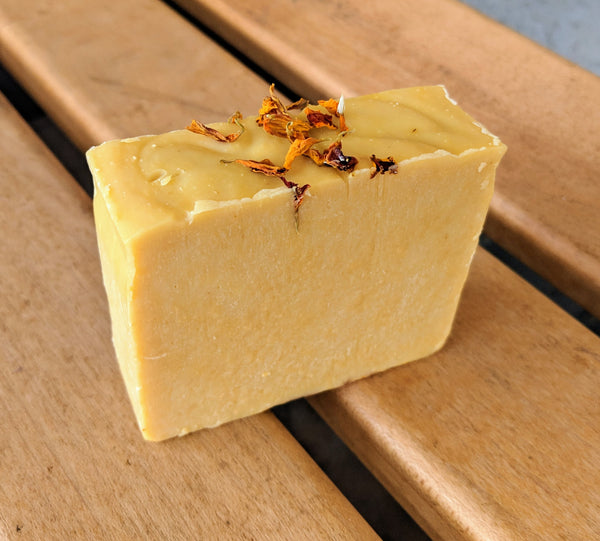 Nature's Trace Small Batch Soap- Carrot Bastille