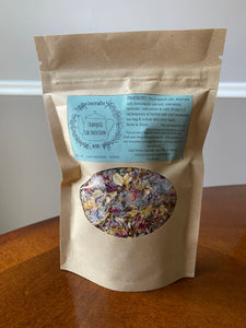 Innertwine Herbs - Tranquil Tub Infusion (6 oz packet)
