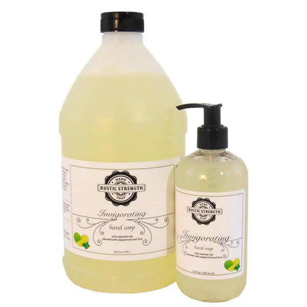 Rustic Strength - Hand soap