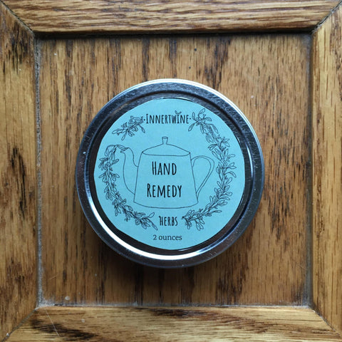 Innertwine Herbs Hand Remedy (2 ounce tin)