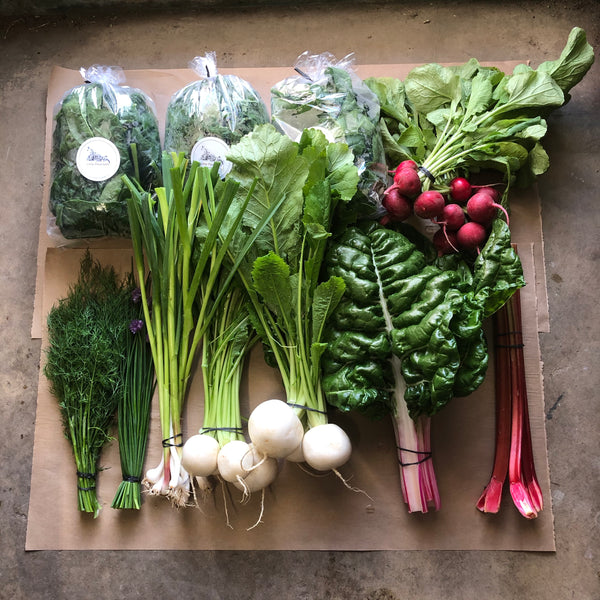 "Weekly ""Farmers Choice"" Family Box"
