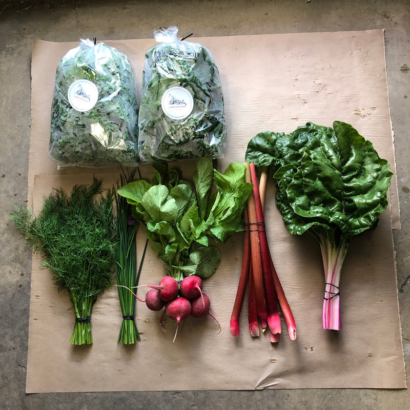 "Weekly ""Farmers Choice""  Petite box"