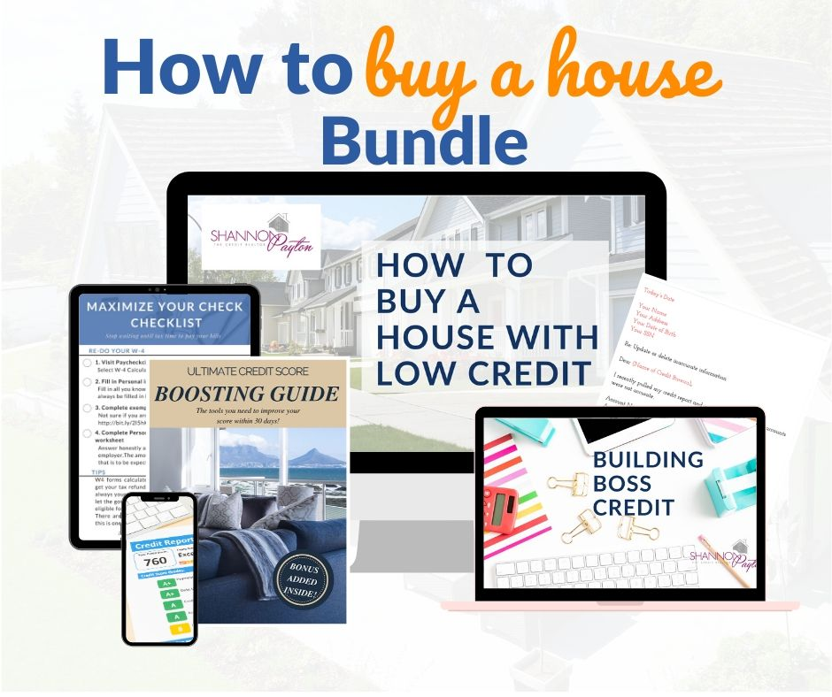 Buy a house bundle