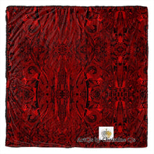 Charger l'image dans la galerie, Pacific Red Black : Plaid mouton