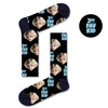 Custom 2nd Fav Kid Socks