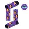 Custom NANA Socks - Custom Socks|Custom dog socks|Cat socks|Face Socks|Photo socks