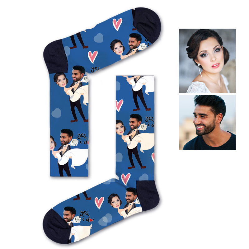 Custom Socks For Each Other