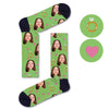 Custom Wedding Socks - Custom Socks|Custom dog socks|Cat socks|Face Socks|Photo socks