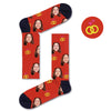 Custom Love ring Socks - Custom Socks|Custom dog socks|Cat socks|Face Socks|Photo socks