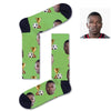 Custom King Of Football Socks