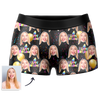 Custom  Birthday Boxer Shorts