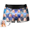 Custom Galaxy Boxer Shorts