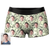 Custom Money Face Boxer Shorts