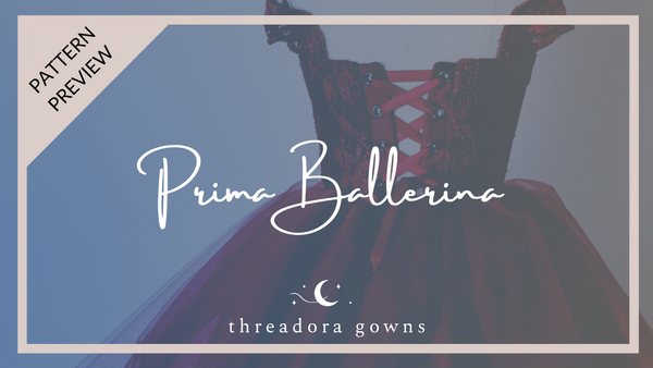Prima Ballerina: the pattern preview