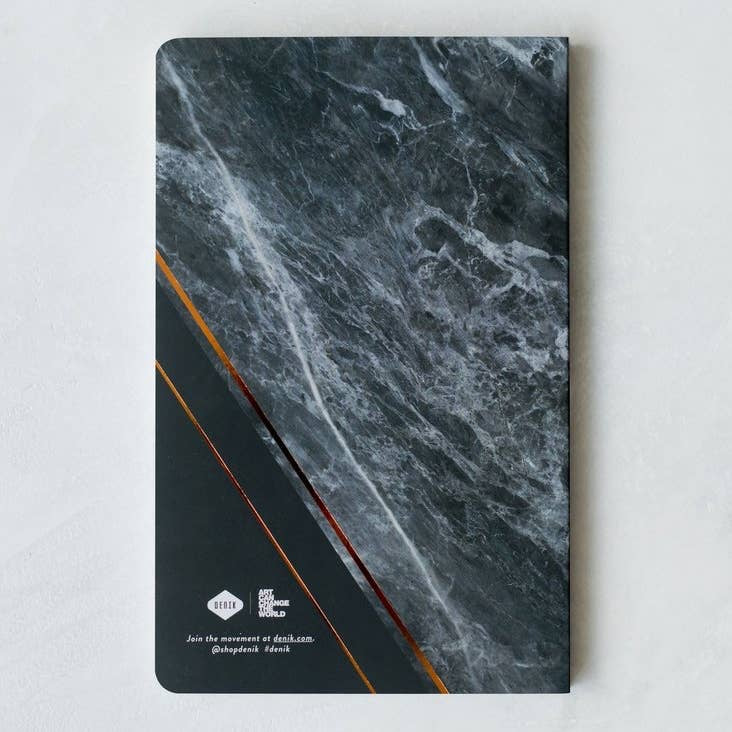Obsidian Layflat Journal