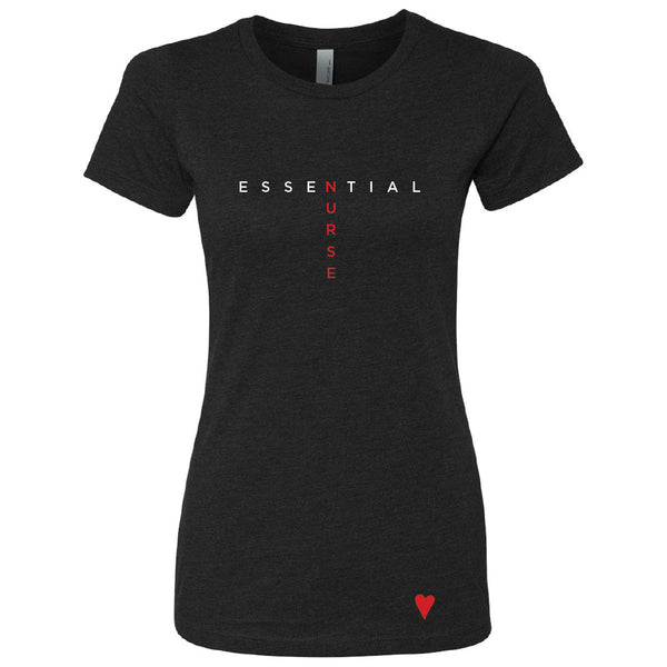 Essential Nurse T-Shirt (Womens)