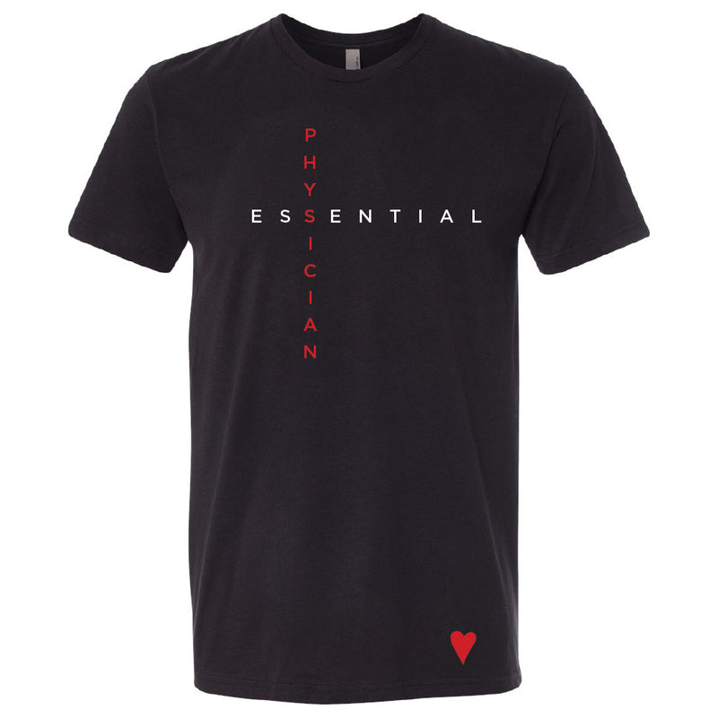 Essential Physician T-Shirt (Mens/Unisex)