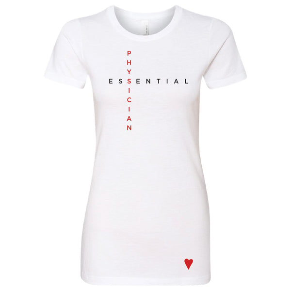Essential Physician T-Shirt (Womens)