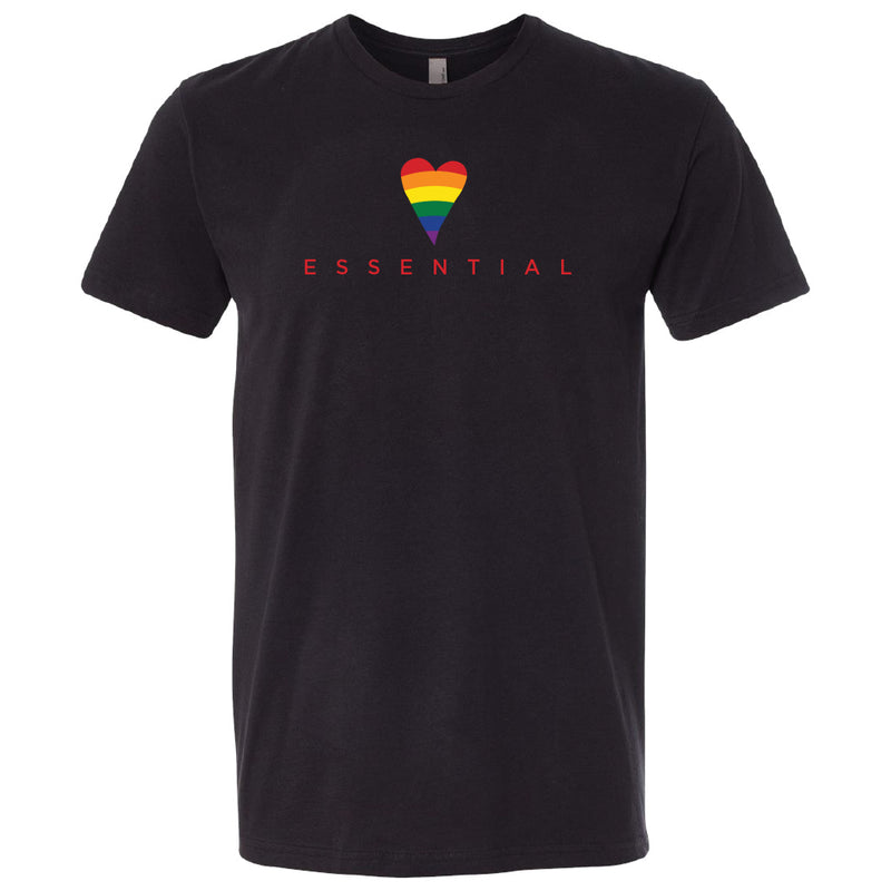 Essential Pride T-Shirt (Mens/Unisex)