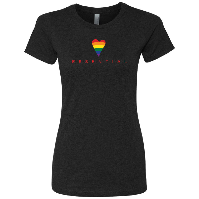 Essential Pride T-Shirt (Womens)
