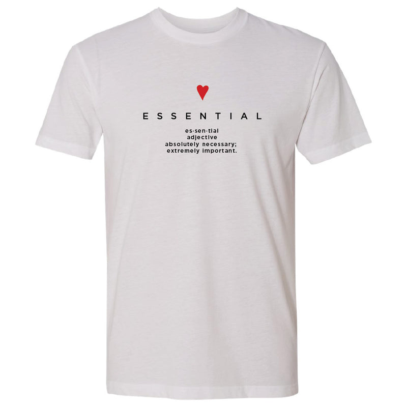 Essential T-Shirt (Mens/Unisex)