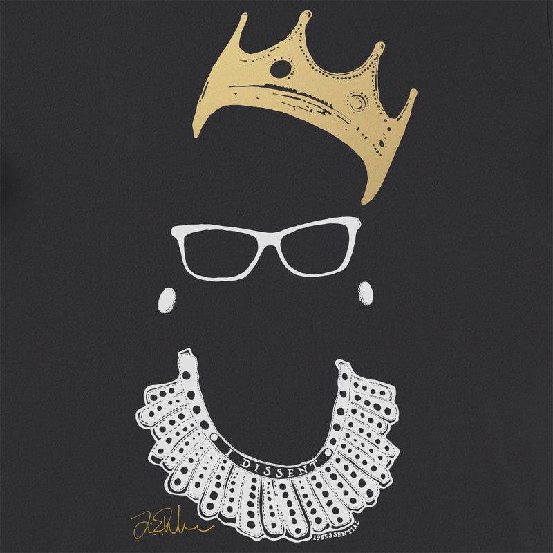 Notorious RBG T-Shirt - Limited Edition Gold