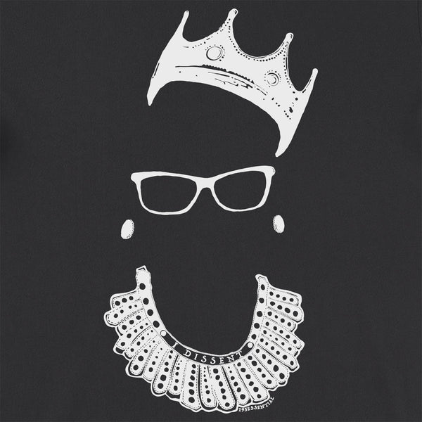 Notorious RBG T-Shirt - Vintage Black