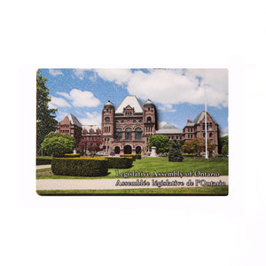 Legislative Building photo magnet