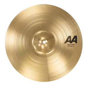 "SABIAN 14"" AA Rock Hat Top Brilliant ONLY Cymbal 21403/1B"