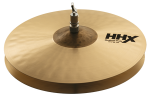 "SABIAN 14"" HHX Medium Hat Top ONLY Cymbal 11402XMN/1"