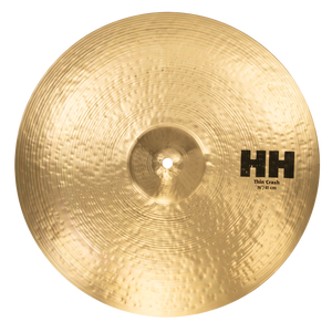 "SABIAN 16"" HH Thin Crash Brilliant Finish Cymbal 11606B"