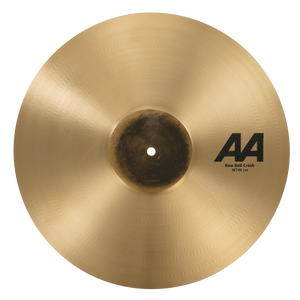 "SABIAN 18"" AA Raw Bell Crash Cymbal 2180772"
