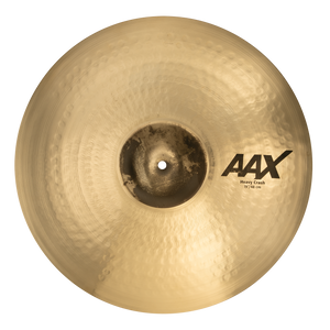 "SABIAN 19"" AAX Heavy Crash Brilliant Finish Cymbal 21909XCB"