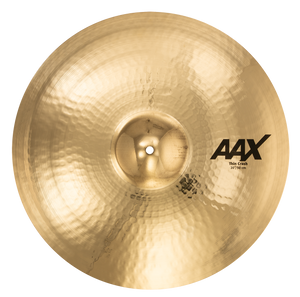 "SABIAN 20"" Thin Crash AAX Brilliant Finish Cymbal 22006XCB"