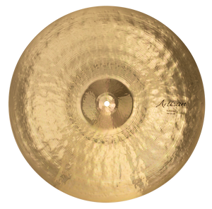 "SABIAN 20"" Artisan Medium Ride Brilliant Finish Cymbal A2012B"