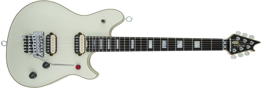*Special Order - EVH Wolfgang® USA Edward Van Halen Signature, Ebony Fingerboard, Ivory Electric Guitar 5107921849
