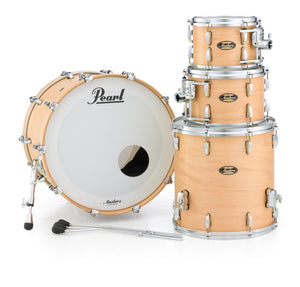 Pearl Masters Maple/Gum 4-piece Shell Pack ONLY MMG924XSP/C186