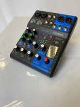 Load image into Gallery viewer, Yamaha MG06X Mixing Board