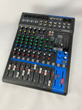 Load image into Gallery viewer, Yamaha MG12XU 12-Channel Mixer With Effects