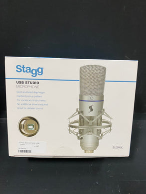 Stagg SUSM50 Condensor USB Microphone