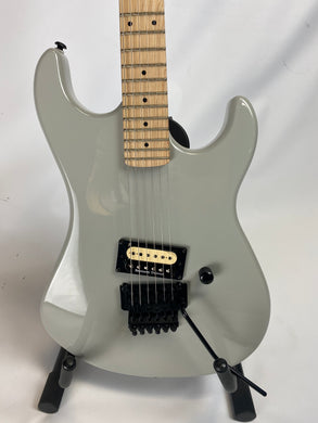 Kramer Baretta Vintage Electric Guitar - Pewter Gray