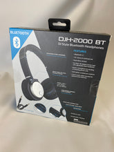 Load image into Gallery viewer, Nady DJH-2000BT DJ-Style Bluetooth Headphones