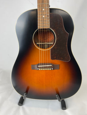 Epiphone Inspired By Gibson J-45 Acoustic Guitar - Aged Vintage Sunburst Gloss