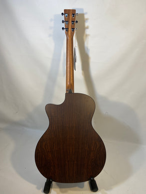 Gretsch G9500 Jim Dandy Flat Top - Ox Blood Red