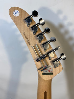 Kramer Focus VT-211S Electric Guitar - Teal