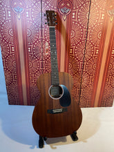 Load image into Gallery viewer, Tanglewood Blackbird Series 12-String Super Folk Cutaway Style Hollow Body Acoustic-Electric Guitar - Techwood/Smokestack Black Satin