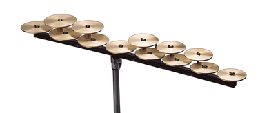 Zildjian Crotales Low Octave A-440 Tuning 13 Notes w/o Bar P0625